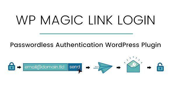 WP Magic Link Login v1.5.8 - Passwordless Authentication
