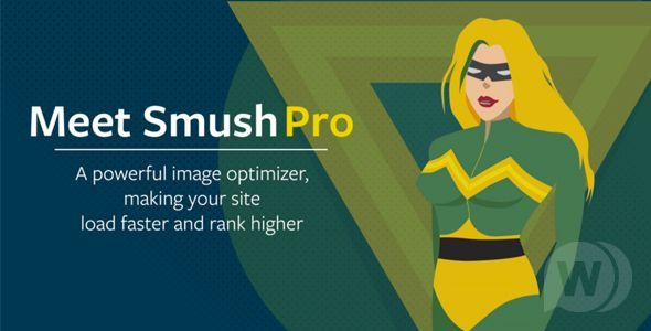 WP Smush Pro v3.8.5 - Image Compression Plugin