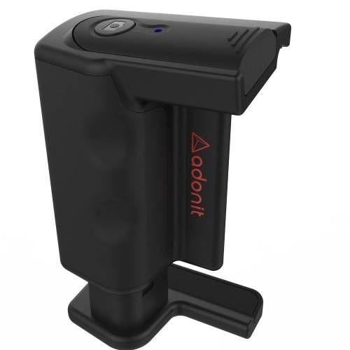 Adonit PhotoGrip Hand Grip Smartphone Holder (Black)