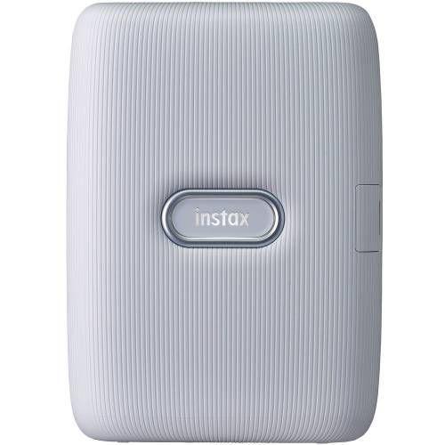 Fujifilm Instax Mini Link Smartphone Printer (Ash White)