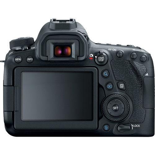 Canon EOS 6D Mk II DSLR Camera (Body Only)