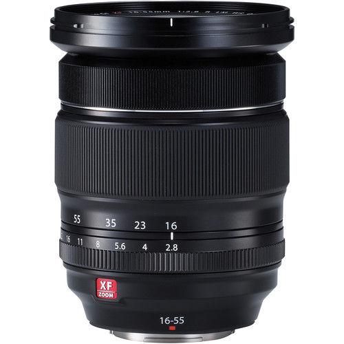 Fujifilm XF 16-55mm f/2.8 R LM WR Zoom Lens