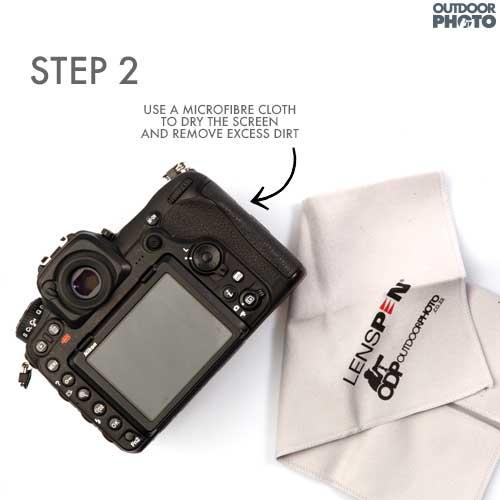 MAS Magic Screen Protector for Canon 5DmkII