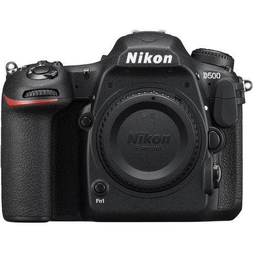 Rental Nikon D500 DSLR Camera & Grip
