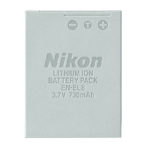 Nikon EN-EL8 Lithium-ion Camera Battery