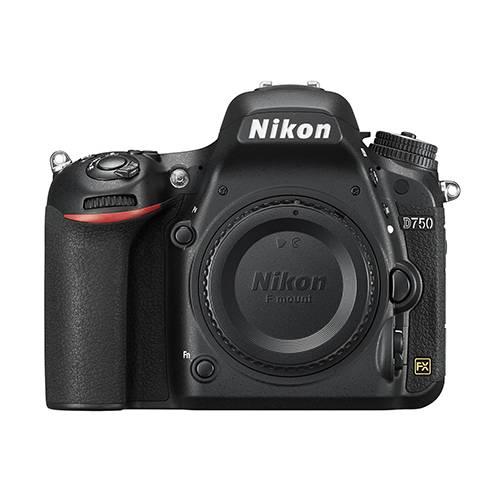 Rental Nikon D750 DSLR Camera & Grip