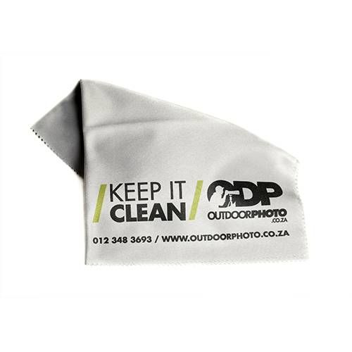 Outdoorphoto Microfibre Lens Cleaning Cloth