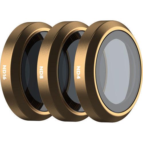 PolarPro Cinema series shutter collection for Mavic 2 Zoom