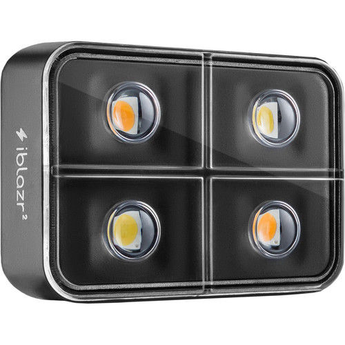 iBlazr 2 Wireless LED Flash for Smartphones and Tablets (Black)