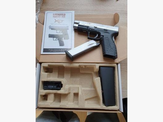 Neue Springfield xdm 4.5mm