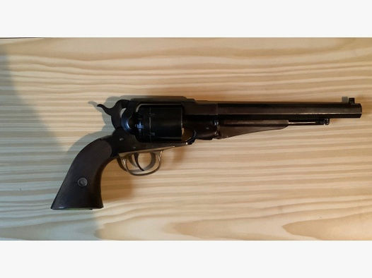 Revolver: Remmington Santa Barbara Kaliber 44