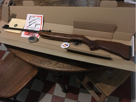 Luftgewehr Weihrauch HW 30 S
