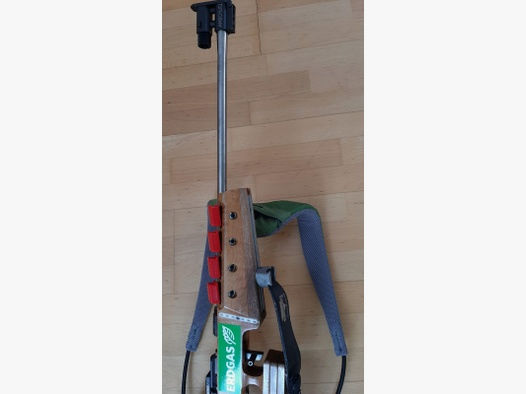 Kleikaliber Biathlongewehr Kaliber .22l.r. (Randfeuer)