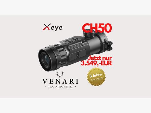 Xeye CH50 Wärmebildvorsatzgerät | 3J Garantie | Beratung auch am Telefon