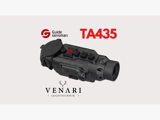 Guide TA435 Wärmebildvorsatzgerät (TA 435)