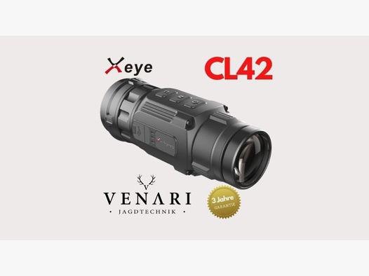 Xeye CL42 Wärmebildvorsatzgerät   3J Garantie   Beratung auch am Telefon