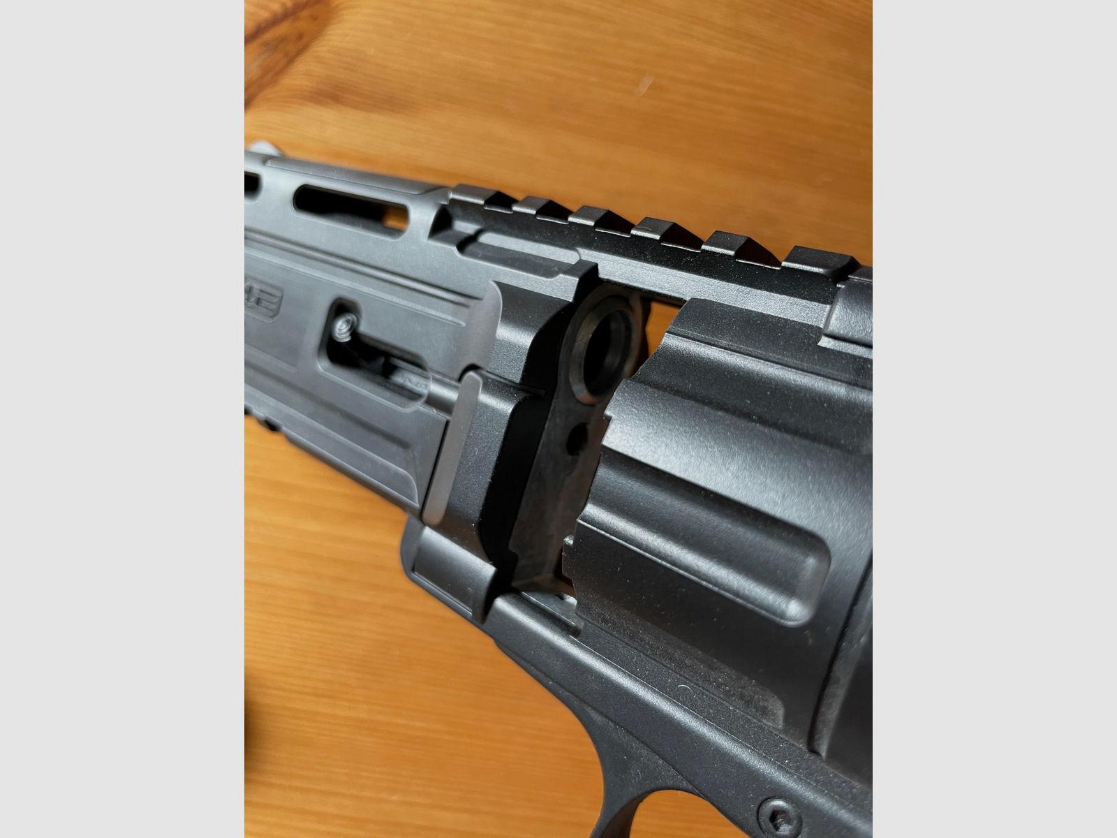 Umarex T4E HDR .50 CO2-RAM Revolver Kal. .50