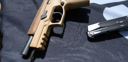 Pistolen- die beliebtesten Modelle