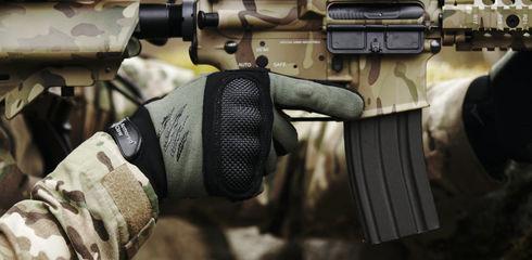 Wie werden Softair-Waffen eingeteilt?