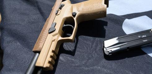 Pistolen - die beliebtesten Modelle