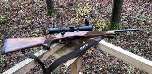 Jagdwaffen in .308