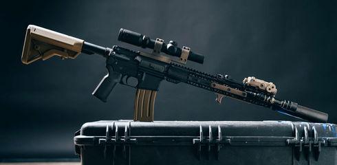 Waffe verkaufen- Erwerbsberechtigung nach Waffentyp