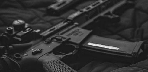 Formular: Kaufvertrag für Waffen