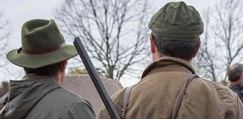 Jagdliche Kopfbedeckung