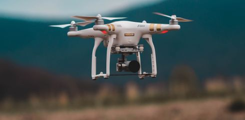 Drohnen bei der Jagd