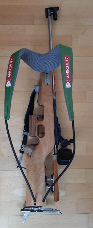 Biathlongewehr Anschütz