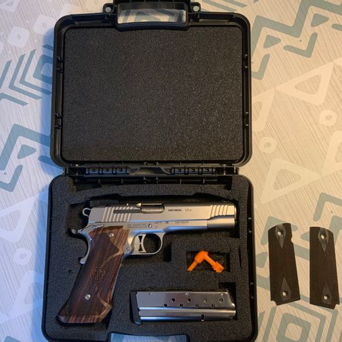 SIG-Sauer 1911 Traditional Match Elite