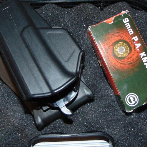 Glock 17 gen5 Umarex (First Edition) Schreckschuss