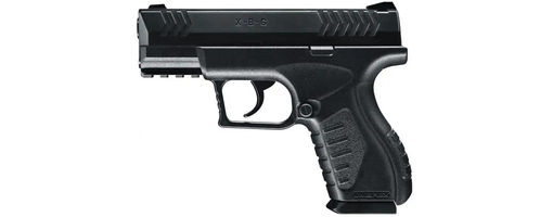 Umarex CO2-Pistole X-B-G