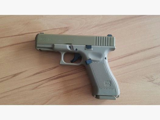 Glock 19X  (COYOTE, CO2 Airgun