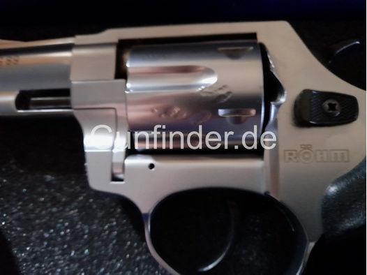 Verkaufe schreckschuss revolver