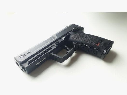 H&K Usp Co2 6mm BB viel Zubehör