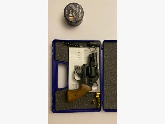 Trommelrevolver Schreckschuss  Röhm RG 59 9mm black