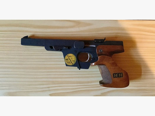 Walther GSP 32 Wadcutter
