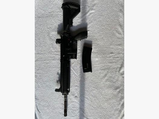 Heckler & Koch HK 416 D Gas Airsoft 6mm