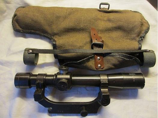 Zielfernrohr PE 1943 Mosin aus Wk2