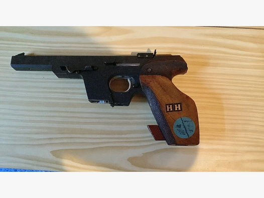 Walther GSP, 22 LR