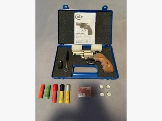 Colt Detective Special 9mm P.A.K
