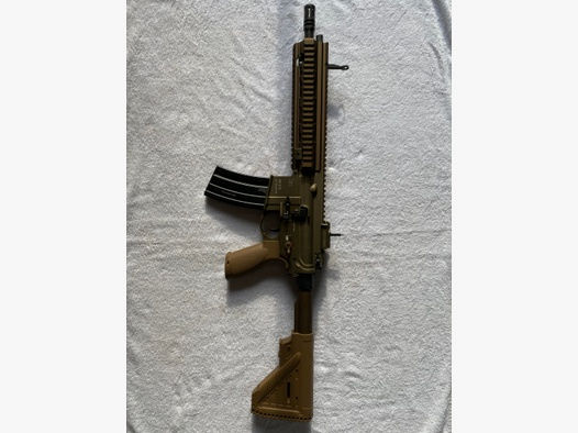 Heckler & Koch HK 416 A5 Electric Airsoft 6mm.