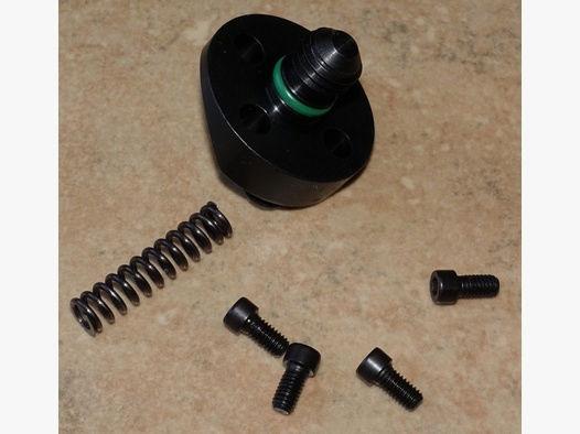 Steyr CO2 Druckminderventil (Aufnahme) + Schrauben + Feder