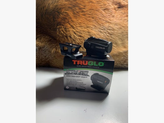 Truglo Ignite Mini red-dot Sight Rotpunktvisier, Reflexvisier, kein Aimpoint oder Docter sight