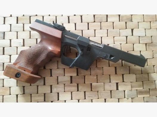Walther GSP mit Wechselsystem und einer Menge Zubehör