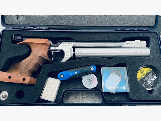 Walther LP 400 CARBON