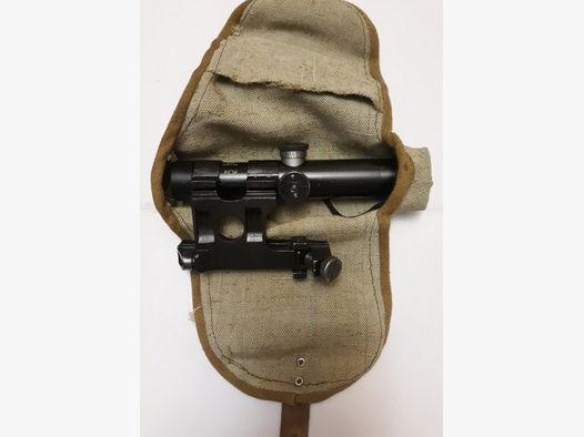 Zielfernrohr PU 1943 Mosin aus Wk2