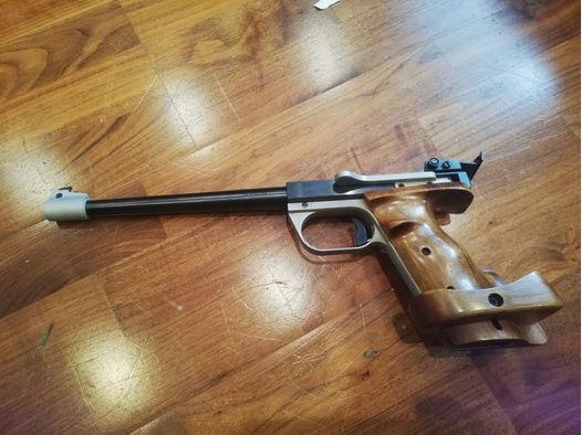 Hämmerli 120 Freie Pistole