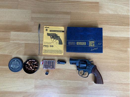 Röhm RG 59 Schreckschuss 9 mm